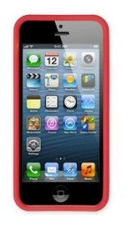 iPhone 5 Red Case